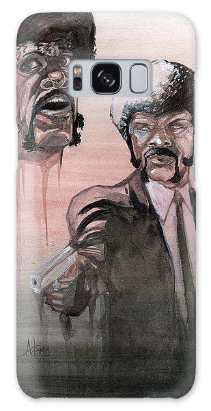 Jules Bamf Galaxy Case by Jimmy Adams
