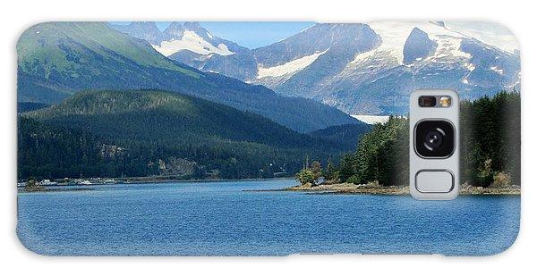 Juneau Alaska Galaxy Case