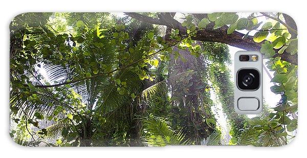 Jungle Canopy Galaxy Case