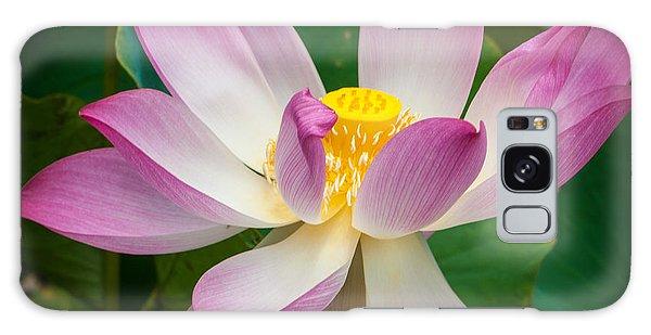 Jungle Garden Flower Galaxy Case