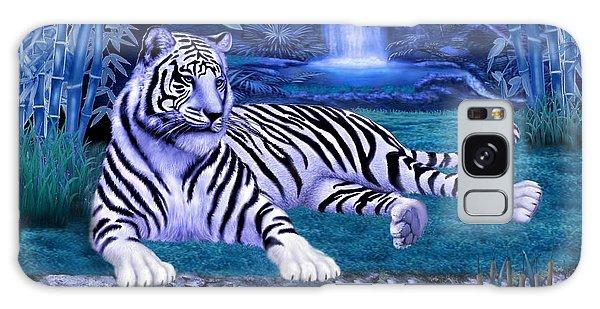 Jungle Tiger Galaxy Case by Glenn Holbrook