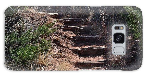 Juniper Ridge Steps Galaxy Case