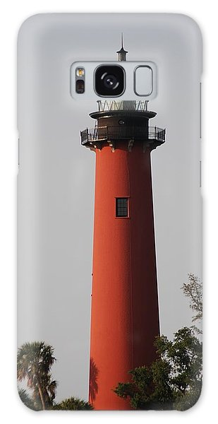 Jupiter Lighthouse Galaxy Case