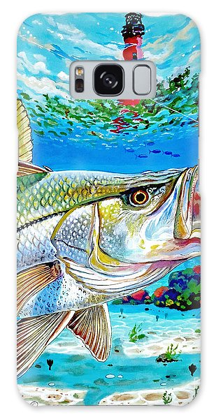 Mangrove Galaxy Case - Jupiter Snook by Carey Chen