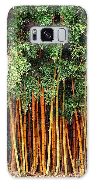 Just Bamboo Galaxy Case