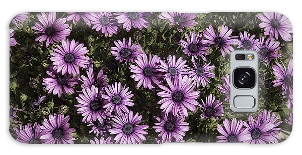 Just Flowers Galaxy Case