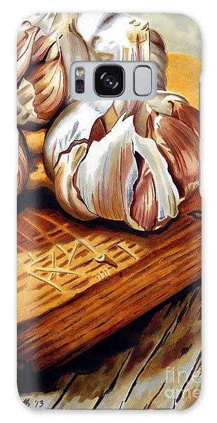 Just Garlic Galaxy Case