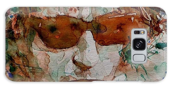 Just Like A Woman Galaxy Case by Paul Lovering