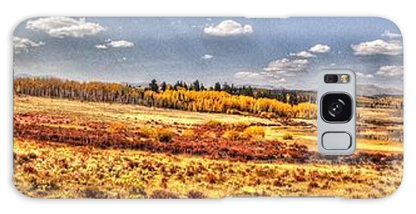 Just North Of Fairplay Colorado Galaxy Case