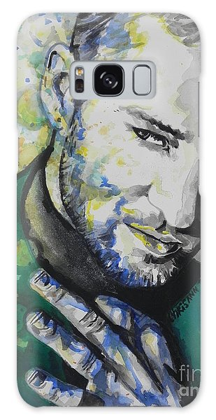 Justin Timberlake...01 Galaxy Case by Chrisann Ellis