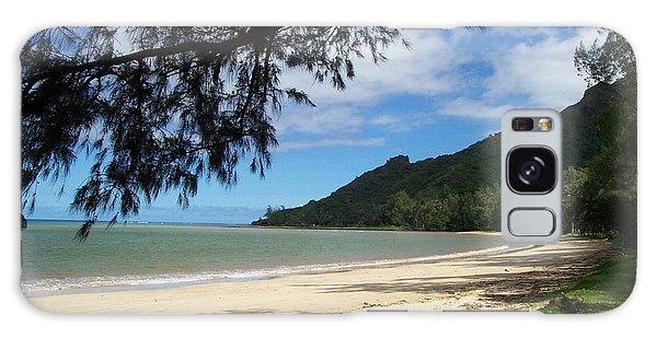 Ka'a'a'wa Beach Park Galaxy Case