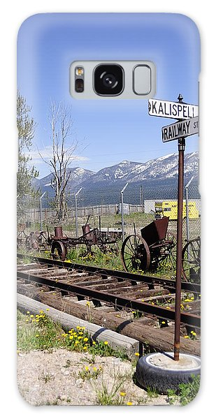 Kalispell Crossing Galaxy Case