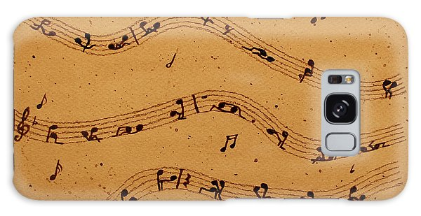 Kamasutra Music Coffee Painting Galaxy Case