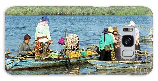 Kampot River Galaxy Case