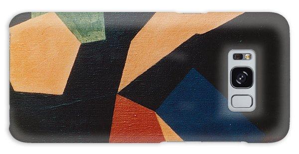 Kandinsky Homage 1972 Galaxy Case