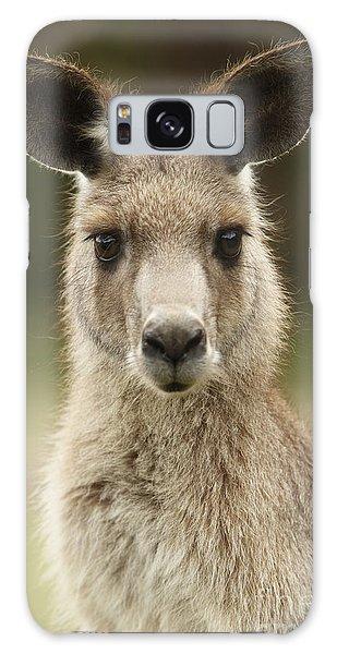 Kangaroo Galaxy Case by Craig Dingle