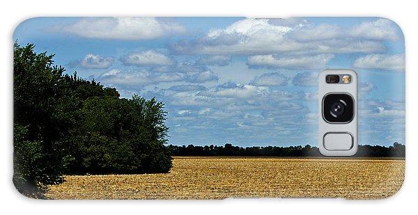 Kansas Fields Galaxy Case