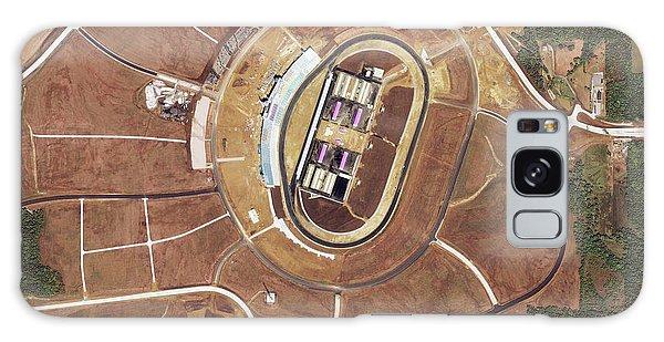 Motor City Galaxy Case - Kansas Motor Speedway by Geoeye/science Photo Library