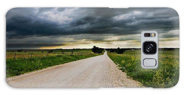 Kansas Storm In June Galaxy Case