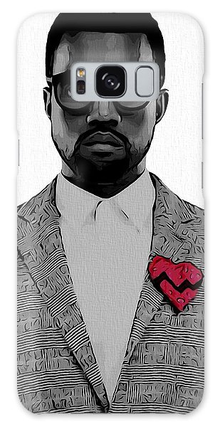 Jay Z Galaxy Case - Kanye West  by Dan Sproul