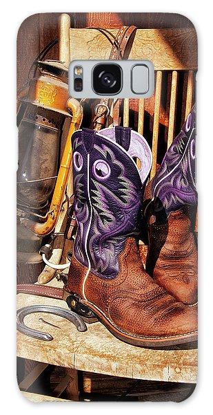 Karen's Cowgirl Gear Galaxy Case