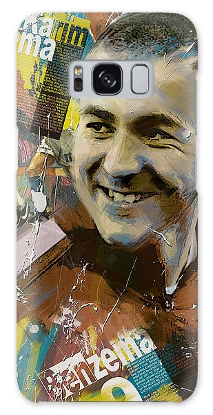 Premier League Galaxy Case - Karim Benzema - B by Corporate Art Task Force