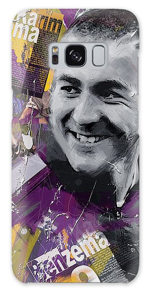Premier League Galaxy Case - Karim Benzema - C by Corporate Art Task Force