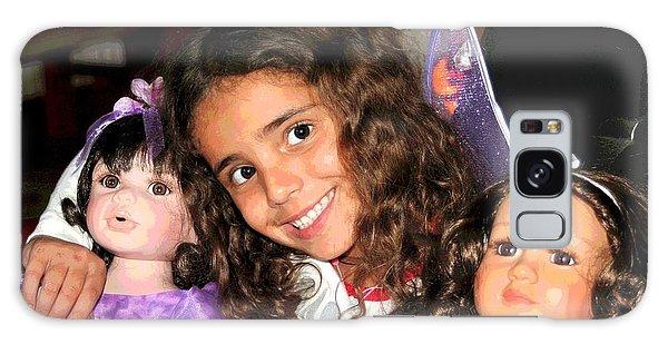 Karla's Dolls Galaxy Case