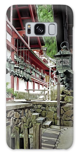 Kansai Galaxy Case - Kasuga Lantern Shrine - Nara Japan by Daniel Hagerman
