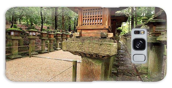 Kansai Galaxy Case - Kasuga Taisha Shrine In Nara, Japan by Paul Dymond