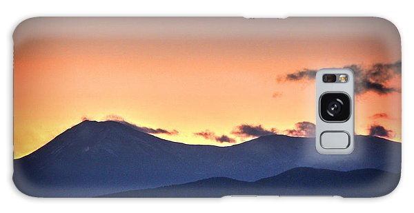 Katahdin Sunset Galaxy Case