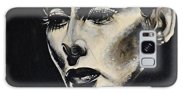 Katherine Galaxy Case by Sandro Ramani