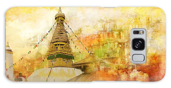 Cultural Center Galaxy Case - Kathmandu Valley by Catf