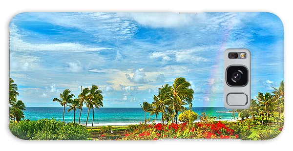 Kauai Bliss Galaxy Case by Marie Hicks