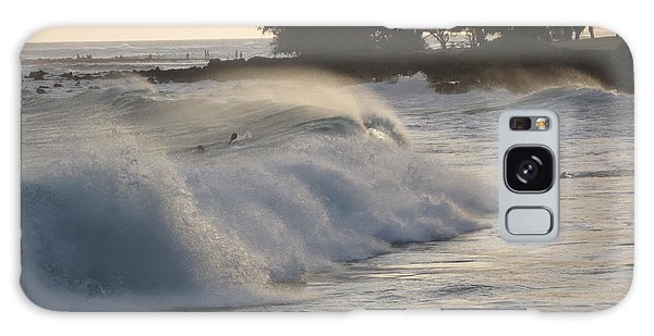 Kauai - Brenecke Beach Surf Galaxy Case
