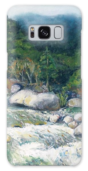 Kaweah River Galaxy Case
