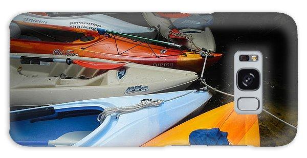 Kayak Adventure Galaxy Case