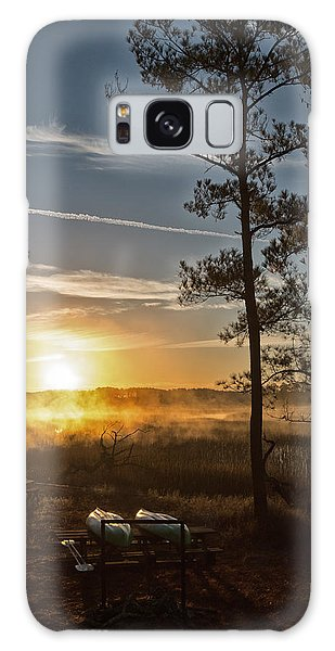 Kayak Morning Galaxy Case by Margaret Palmer