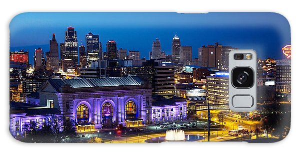 Kcmo Union Station Galaxy Case