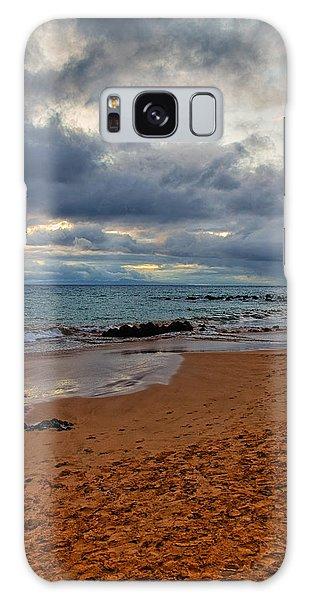 Keawakapu Beach Galaxy Case