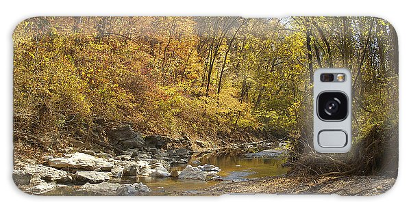 Keifer Creek In The Ozarks Galaxy Case