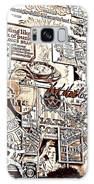 Kellogg's Wall Galaxy Case