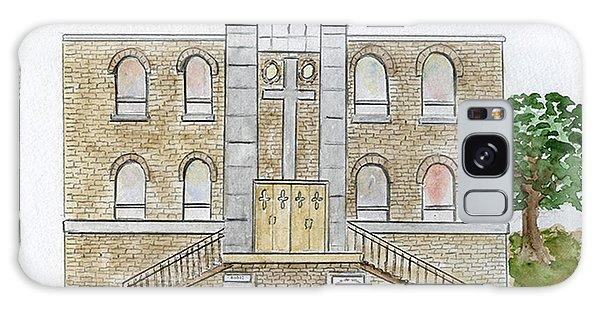 Kelly Temple Church In East Harlem Galaxy Case
