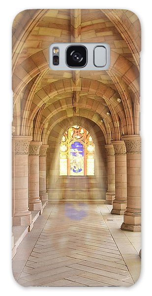 Kelso Abbey Stained Glass Galaxy Case