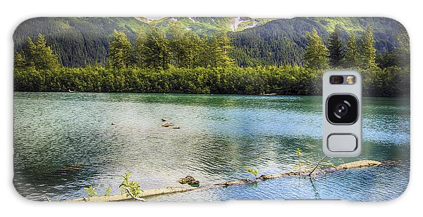Kenai Alaska Lake Galaxy Case