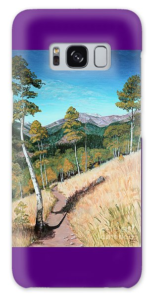 Kenosha Pass - Colrado Trail Galaxy Case