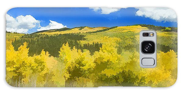 Kenosha Pass Colors Galaxy Case
