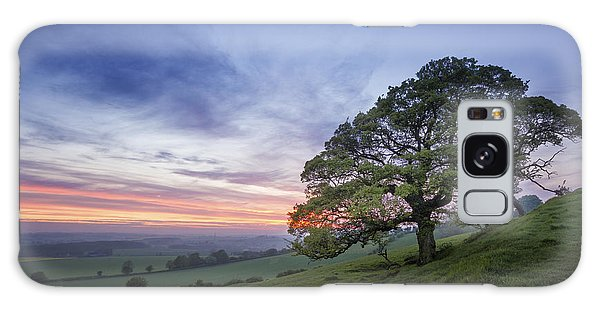 English Countryside Galaxy Case - Kent Countryside by Ian Hufton