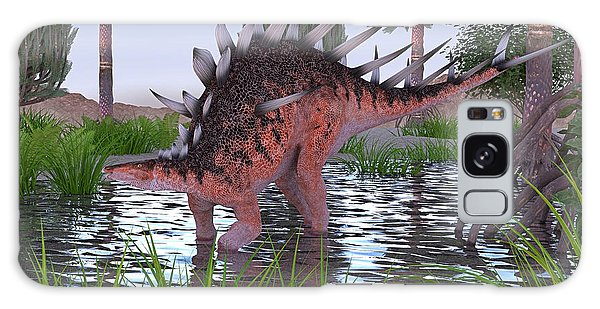 Kentrosaurus Galaxy Case