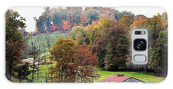 Kentucky Autumn Galaxy Case
